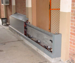 C3GS Sliding Flood Barrier
