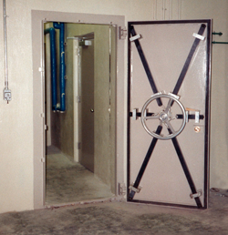 D3DQA flood mitigation door