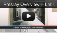 presray labs cleanrooms video