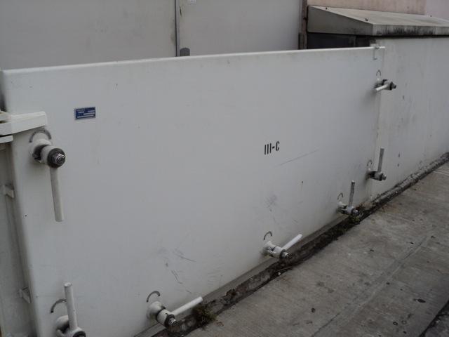 CG11HA in closed position