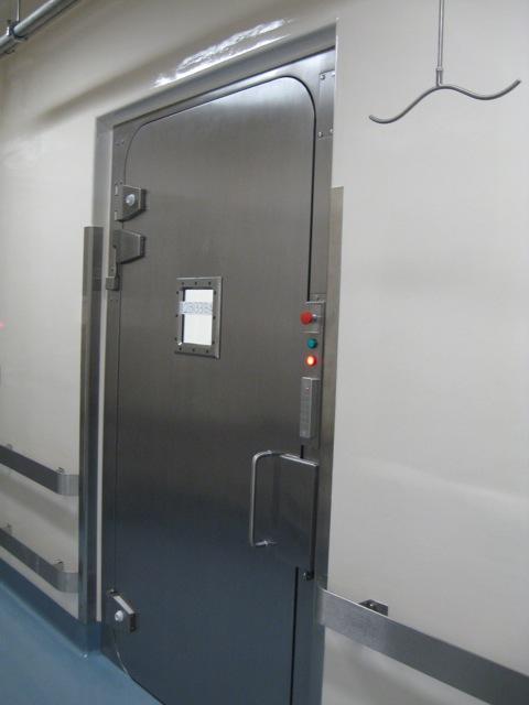 Pneumatic Seal Apr Doors