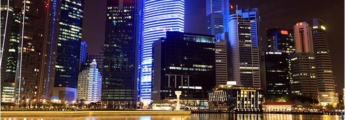 case study singapore skyline image
