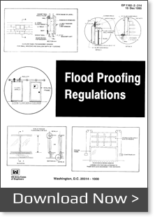 usace flood proofing regulations