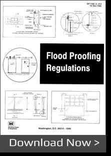usace flood proofing regulations