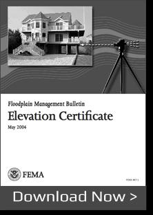 fema elevation certificate 457