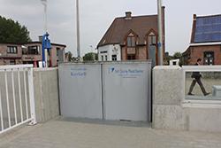 self closing flood barrier SCFB